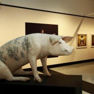 Ausstellung_Mythos-Schoenheit_Gerda Ridler_Wim Delvoye