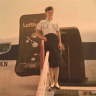 Gerda_Ridler_Lufthansa_Stewardess_klein